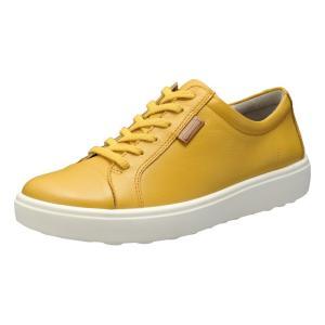レディース ウォーキングシューズ 幅広 靴 トラベルシューズ 履き心地の良い靴 アキレス・ソルボ C 042 マスタード [ASC0420]|アキレスショップ