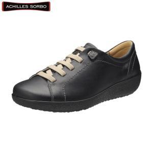 アキレス・ソルボ C 374 黒/レディース/婦人靴/ウォーキングシューズ/カジュアル/履きやすい|achilles-shop3