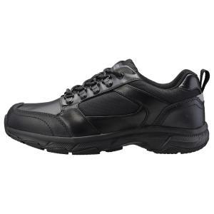 クロスウォーカー CW- 003 黒/シューズ/ウォーキング/靴/メンズ/紳士|achilles-shop3|02