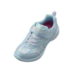 【2E】瞬足 LJ-574 サックス[LEJ5740]※19.0-24.5cmキッズ/子供靴/2E|achilles-shop3