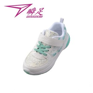 【D】瞬足 LJ-576 白[LEJ5760]※15.0-24.5cmキッズ/子供靴/シンデレラ|achilles-shop3