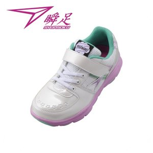 【2E】瞬足 LJ-582 白[LEJ5820]※19.0-24.5cmキッズ/子供靴/2E|achilles-shop3