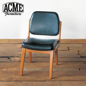 ACMEオリジナルのダイニングチェアになります。程良くついた背もたれの傾斜と、大きめの座面、背もたれ...