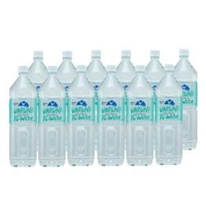 身体に吸収されやすいおいしい水 VARUNA π ウォーター 1.5L 12本セット acmpistore