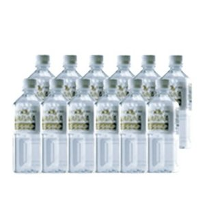 身体に吸収されやすいおいしい水 VARUNA GOLD  500ml  12本セット acmpistore