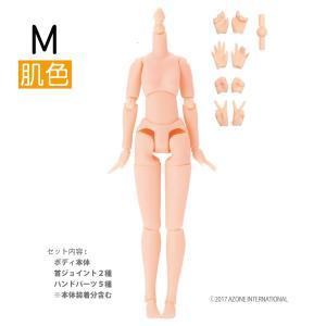 1/12 ピコニーモ Mボディ関節強化版(肌色) [アゾン 素体] acodolls