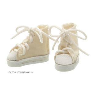 1/12 スニーカー(オフホワイト) [アゾン 人形用靴]|acodolls