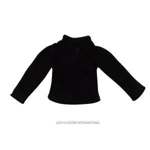 1/12 長袖Tシャツ(ブラック) [アゾン 人形用洋服]|acodolls
