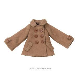 1/12 ピコD ピーコート(キャメル) [アゾン 人形用洋服]|acodolls