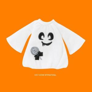 1/12 ピコDキャンディおばけワンピ(ブラック×グレー) [アゾン 人形用洋服]|acodolls