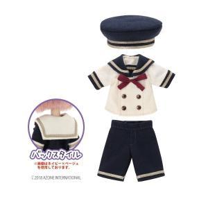 1/12 ピコD ギムナジウムセーラーset(ベージュ×ネイビー) [アゾン 人形用洋服]|acodolls