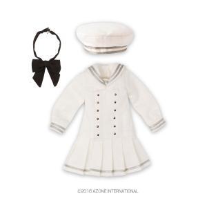 PNXS ギムナジウムセーラーワンピset II(アイボリー) [アゾン 人形用洋服]|acodolls