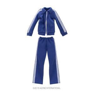 PNS ジャージset(青) [アゾン 人形用洋服]|acodolls
