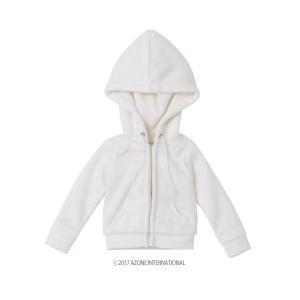 PNS 男の子コットンパーカー(オフホワイト) [アゾン 人形用洋服]|acodolls