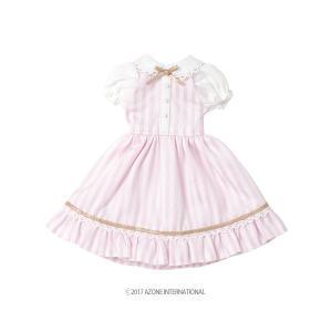 PNS ミルキーワンピース(ピンク) [アゾン 人形用洋服]|acodolls