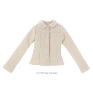AZO2 プレリュードショートコート(オフホワイト) [アゾン 50cm人形用洋服]|acodolls