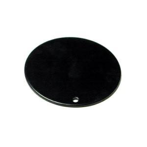 オビツ 1/6ドール用 スチール盤(小:ブラック) [オビツ スタンド]|acodolls
