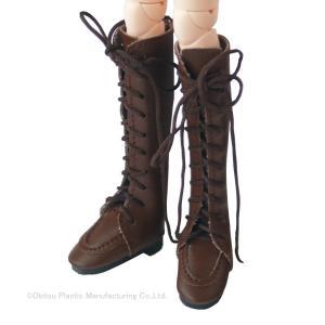 ブーツI 32/12mm(ブラウン) [人形用靴]|acodolls