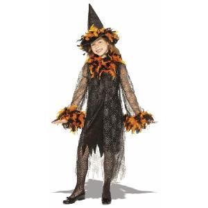 コスプレ 子供 衣装 魔女 人気 プレゼント 羽根の 魔法使い(オレンジ) コスチューム|acomes