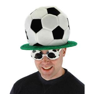 花見 グッズ 宴会 二次会 イベント パーティー サッカーボールの帽子 応援 ウケる acomes