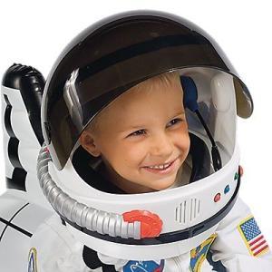 プレゼント コスチューム 宇宙飛行士のヘルメット 子ども用 NASA acomes 02