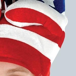 雑貨 グッズ アメリカ星条旗ピースハンドキャップ コスプレグッズハロウィン|acomes|04