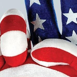雑貨 グッズ アメリカ星条旗ピースハンドキャップ コスプレグッズハロウィン|acomes|05