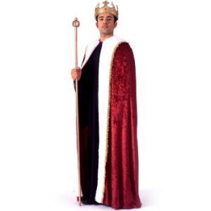 王子様 コスプレ 衣装 王様 プリンス マント 大人用 ローブ ハロウィン コスチューム|acomes