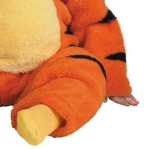 ハロウィン 赤ちゃん ディズニー コスチューム ベビープー くまのプーさん ティガー 赤ちゃんコスプレ衣装 着ぐるみ|acomes|03