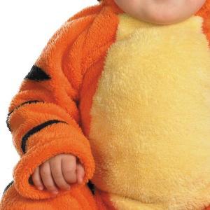 ハロウィン 赤ちゃん ディズニー コスチューム ベビープー くまのプーさん ティガー 赤ちゃんコスプレ衣装 着ぐるみ|acomes|04