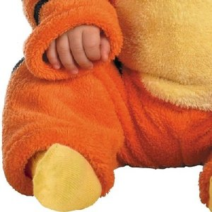 ハロウィン 赤ちゃん ディズニー コスチューム ベビープー くまのプーさん ティガー 赤ちゃんコスプレ衣装 着ぐるみ|acomes|06