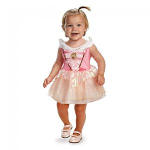 赤ちゃん ディズニー コスチューム ディズニープリンセス ドレス ハロウィン オーロラ 子供服 衣装 acomes