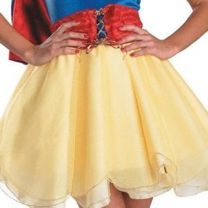 白雪姫 コスプレ 大人用 コスチューム 衣装 セクシー ドレス デラックス プレステージ ハロウィン 仮装|acomes|03