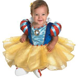 白雪姫 ドレス 子供 赤ちゃん ディズニー コスチューム 白雪姫 コスプレ 子供用 ドレス プリンセス ベビー服|acomes