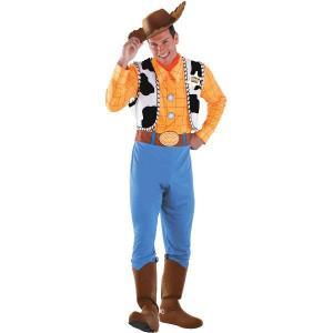 ハロウィン トイストーリー コスチューム ウッディー コスプレ 大人 ディズニー キャラクター 男性 仮装 衣装|acomes