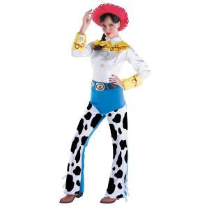 トイストーリー ジェシー コスチューム 衣装 ディズニー コスプレ 大人 コスチューム 女性 カウガール カウボーイ ウエスタン|acomes