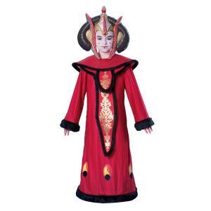 プレゼント 「スターウォーズ」 アミダラ女王 子ども用 コスチュームハロウィン 衣装・コスチューム|acomes