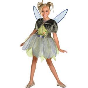 ティンカーベル ディズニー 仮装 子供 コスチューム 人気 コスチューム 衣装 ハロウィン ピーターパン コスプレ acomes