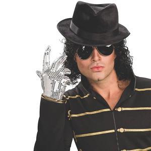 マイケルジャクソン 衣装 大人用 キラキラ輝く白い手袋 マイケルジャクソン/衣装 シルクドソレイユ|acomes