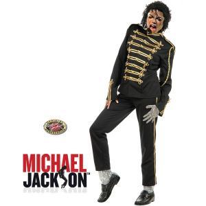 マイケルジャクソン 衣装芸能人 芸人 タレント 歌手マイケル 衣装 ジャケット 黒 大人用 コスチュ...