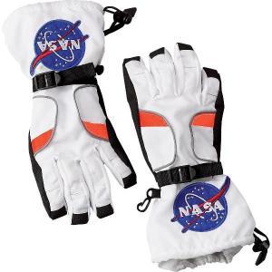 衣装 コスチューム NASA Jr.宇宙飛行士 子供用グローブハロウィン 衣装・コスチューム|acomes