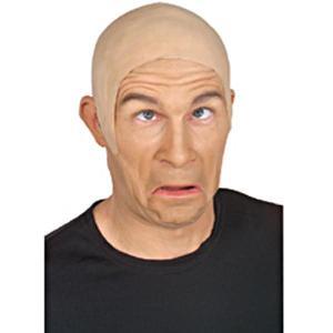 ハロウィン かつら ヅラ はげ ハゲ つるっぱげ スキンヘッド 大人 おもしろ コスプレ 仮装 グッズ あすつく|acomes