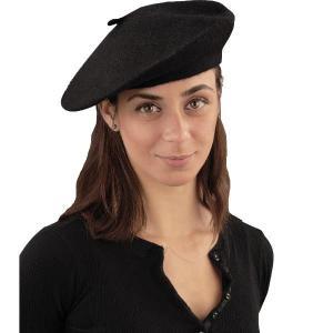 雑貨 グッズ 黒ベレー帽 ブラックベレーハロウィン acomes