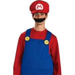 スーパーマリオ グッズ マリオ 帽子 スーパーマリオ コスプレ 大人用 (帽子のみ) あすつく テレビゲーム|acomes