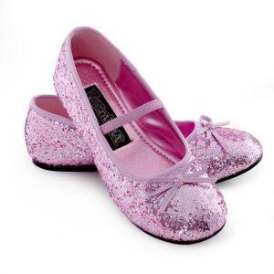 新生活 ハロウィン 雑貨 グッズ スパークル バレリーナ 靴(ピンク)子供用ハロウィン|acomes