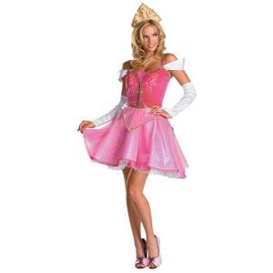 3a5dafbba657f オーロラ姫 衣装 ディズニー 大人用 ドレス プリンセス 眠れる森の美女 プレステージ コスチューム ハロウィン| ...