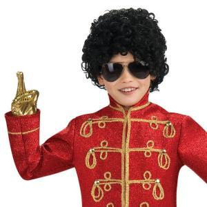 マイケルジャクソン 衣装コスプレ 子供 衣装 男の子 人気 マイケルジャクソン ミリタリージャケット|acomes|02