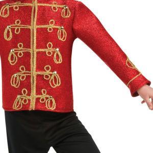 マイケルジャクソン 衣装コスプレ 子供 衣装 男の子 人気 マイケルジャクソン ミリタリージャケット|acomes|03