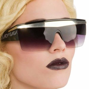 レディーガガ サングラス コスプレ コスチューム グッズ サングラス Lady Gaga|acomes|02