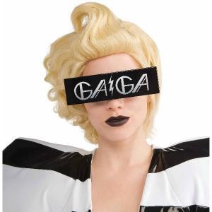レディーガガ サングラス コスプレ コスチューム グッズ サングラス ロゴ入り Lady Gaga acomes